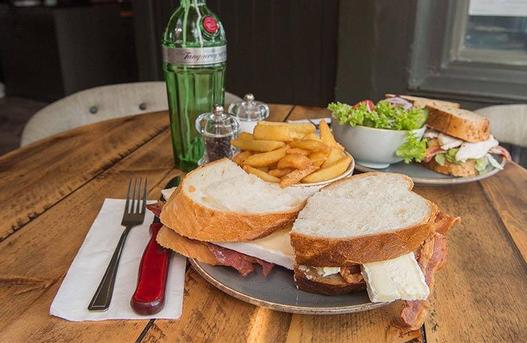 Famous Dorney Sandwiches