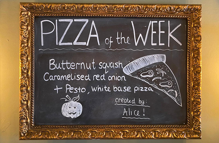 Pizza of the week