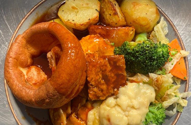 Sunday Roast pub lunch